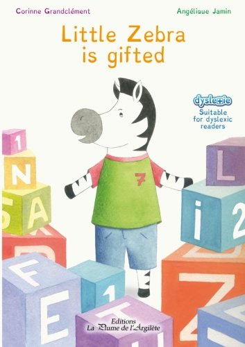 Little Zebra is Gifted
