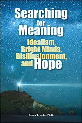 Searching for Meaning Idealisim, Bright Minds, Disillusionment and Hope