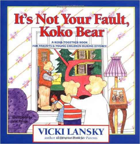 Its Not Your Fault Koko Bear