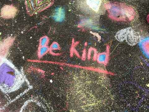 Engaging in Kindness: What really is self-care?