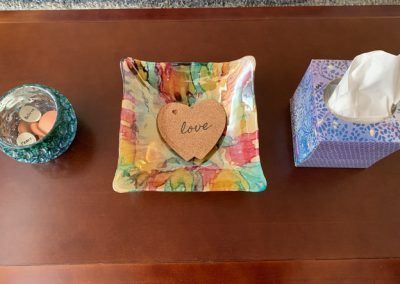 TheraThrive's room 3 table in Lafayette, California (counseling and consultation)