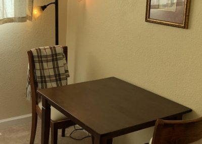 TheraThrive's room 3 in Lafayette, California (counseling assessment and evaluation)